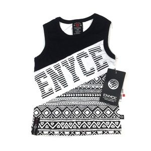❤️BY86 NWT Enyce Urban Spell out Tank Top 18 Mos